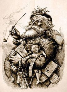 Illustrazione di Thomas Nast del 1881