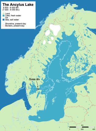 Il Baltico nel Mesolitico